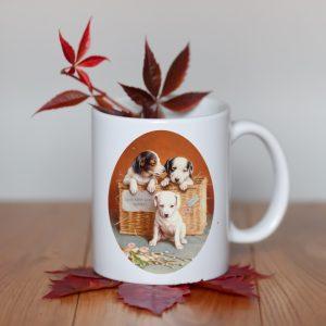 Kubek Jack Russel Terrier