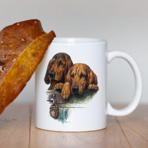 Kubek Bloodhound