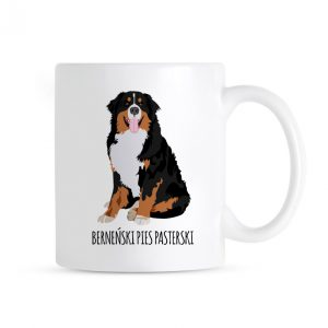 Kubek Berneński Pies Pasterski