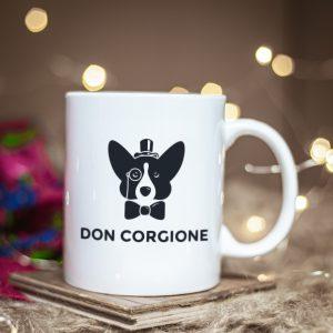 Kubek Don Corgione
