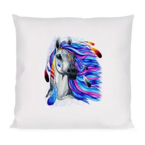 Poduszka z Malowanym Koniem