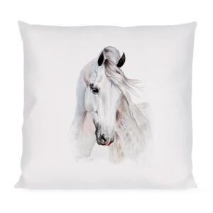 Poduszka Portret Konia Andaluzyjskiego