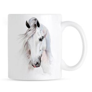 Portret Konia Andaluzyjskiego