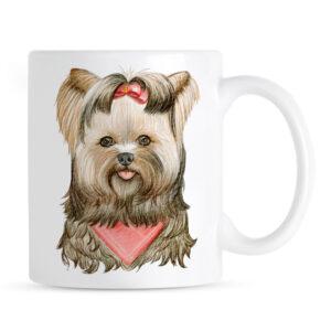Kubek Yorkshire Terrier