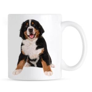 Kubek Berneński Pies Pasterski Szczeniak
