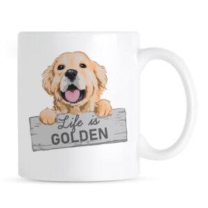 Kubek Life is Golden