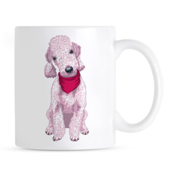 Kubek Bedlington Terrier