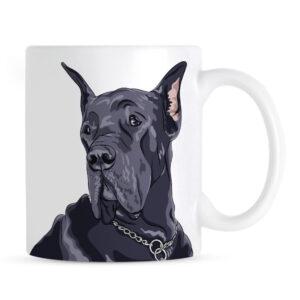 Kubek Dog Niemiecki Kopiowany