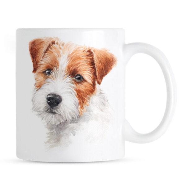 Kubek Jack Russell Terrier Szorstkowłosy Portret